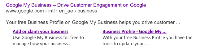 Creating a Google My Business Listing- GMB